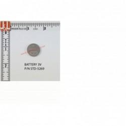 BATTERY-QC120 3V