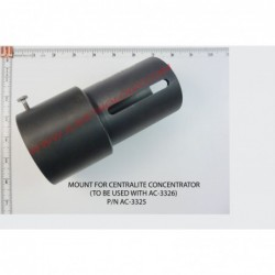 CONCENTRATOR MOUNT