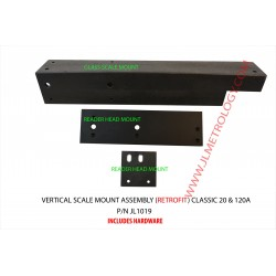 VERTICAL SCALE MOUNT